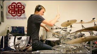Breaking Benjamin - Diary of Jane [Drum Cover /w Foot Cam]