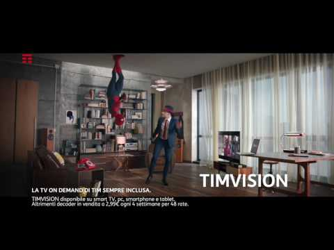 TIM Commercial (2017) (Television Commercial)