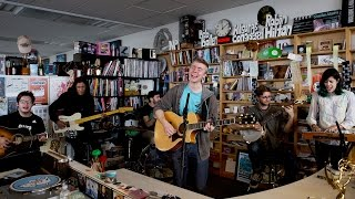 Pinegrove: NPR Music Tiny Desk Concert