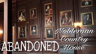 Abandoned Country House (Built in 1704)   Home to Noble Figures   U.K Urbex