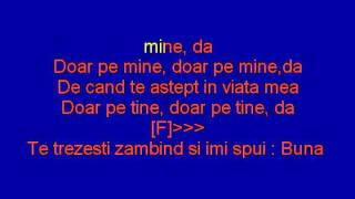 Karaoke Florinel feat Ioana & Play Aj - Te iubesc oriunde ai fi