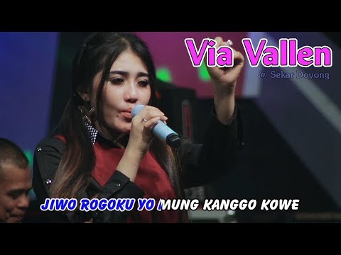 , title : 'Via Vallen ~ SEKAR DOYONG   |   Official Video'