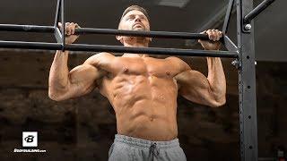 Upper Body Pull Workout | Mike Hildebrandt by Bodybuilding.com