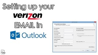 [ Expert Tip ] How to setup Verizon Email Settings in Microsoft Outlook 2016