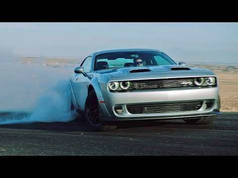 Challenger SRT Hellcat REDEYE 797HP (2019) The Most Powerful Muscle Car