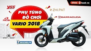 Vario 2018 độ Lên đồ Chơi Tại Shop2banh.vn