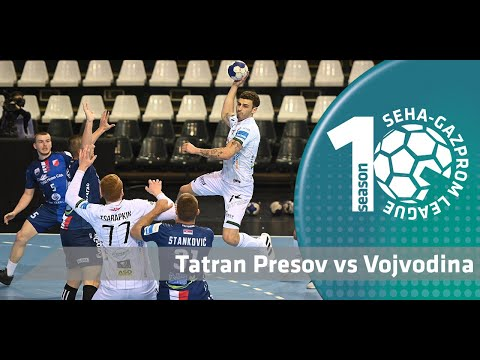 Brave Vojvodina win but Tatran advance to the next stage! I Match Highlights