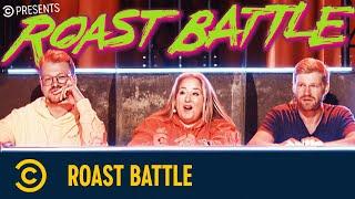 u.a. mit Christin Jugsch vs. David Werker  | Roast Battle | S03E13 | Comedy Central Deutschland