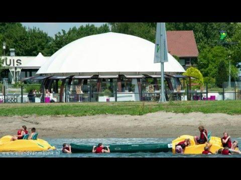 Strandhuisje en Beachclub