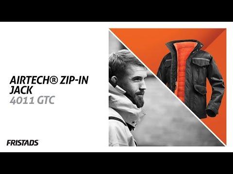 AIRTECH® ZIP-IN JACK 4011 GTC - Fristads