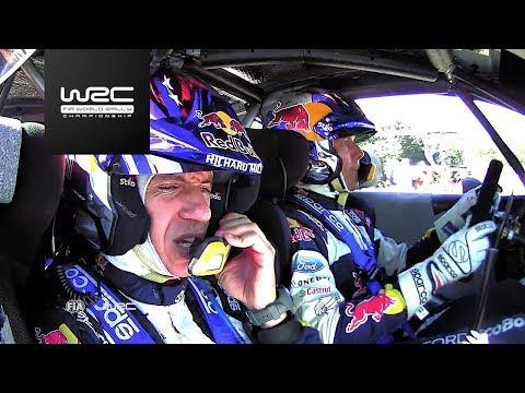 WRC - ADAC Rallye Deutschland 2017: ONBOARD Ogier SS13
