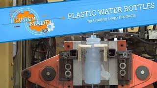 How Are Plastic Water Bottles Made?