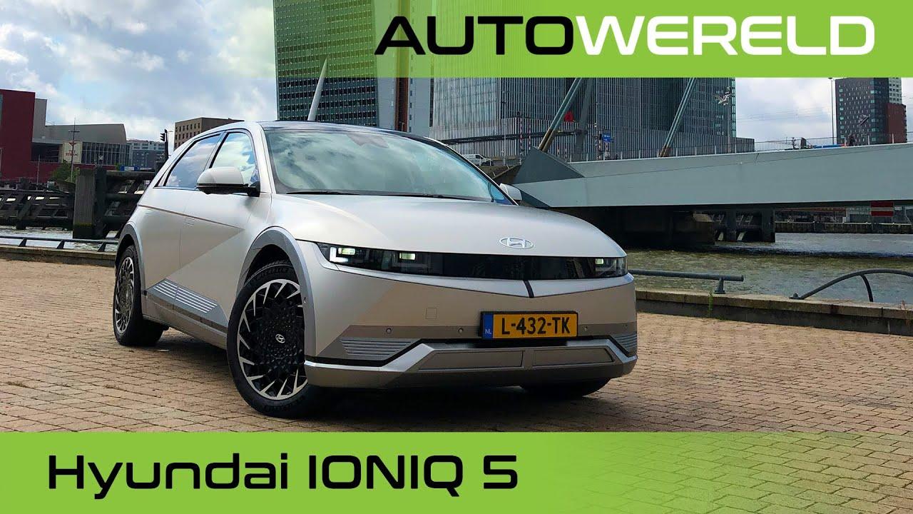 De elektrische Hyundai IONIQ 5 (2022) review met Andreas Pol