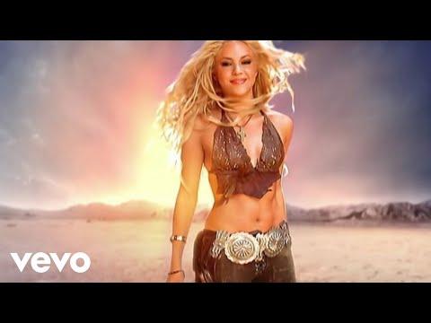 Shakira - Whenever, Wherever (Official Music Video)