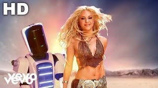 Shakira's official music video for 'Whenever, Wherever'. Click to listen to Shakira on Spotify: http://smarturl.it/ShakirSpot?IQid=ShakiraWhWh  As featured on Laundry Service. Click to buy the track or album via iTunes: http://smarturl.it/ShakiraLSiTunes?IQid=ShakiraWhWh Google Play: http://smarturl.it/ShakiraWhWhPlay?IQid=ShakiraWhWh Amazon: http://smarturl.it/ShakiraLSAmz?IQid=ShakiraWhWh  More from Shakira Gypsy: https://youtu.be/_3-GiVIE8gc She Wolf: https://youtu.be/booKP974B0k Can't Remember To Forget You: https://youtu.be/o3mP3mJDL2k   More great noughties videos here: http://smarturl.it/Ultimate00?IQid=ShakiraWhWh  Follow Shakira Website: http://www.shakira.com/home Facebook: https://www.facebook.com/shakira Twitter: https://twitter.com/shakira Instagram: https://instagram.com/shakira Pinterest: https://www.pinterest.com/shakira/ Tumblr: http://shakira.tumblr.com/ Google+: https://plus.google.com/+Shakira/posts Weheartit: http://weheartit.com/shakira  Subscribe to Shakira on YouTube: http://smarturl.it/ShakirSub?IQid=ShakiraWhWh  ---------  Lyrics:  Lucky you were born that far away so We could both make fun of distance Lucky that I love a foreign land for The lucky fact of your existence  Baby I would climb theAndes solely To count the freckles on your body Never could imagine there were only Ten Million ways to love somebody  Le ro lo le lo le, Le ro lo le lo le Can't you see I'm at your feet  Whenever, wherever We're meant to be together I'll be there and you'll be near And that's the deal my dear
