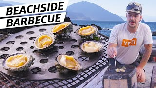 Chef Jacob Harth Barbecues Sea Snails on the Beach — Deep Dive thumbnail