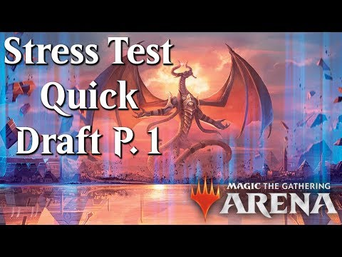 Magic: The Gathering Arena - Beta Tutorial | No Commentary
