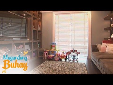 Magandang Buhay: Cristine and Ali's entertainment room