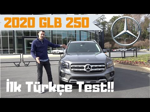 Mercedes Benz 2020 GLB Test Şürüşü I İlk Türkçe Video ve Full Analiz