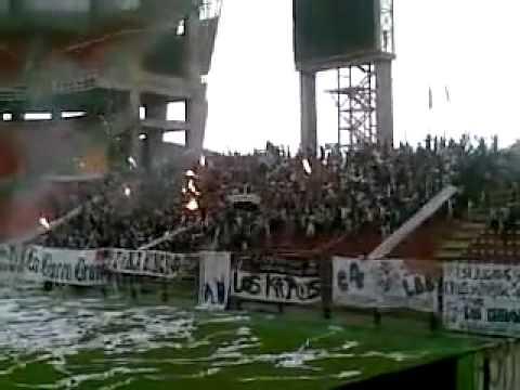 """La Burra Brava PTE En Cabudare - Solo Hinchas LBB"" Barra: La Burra Brava • Club: Zamora"