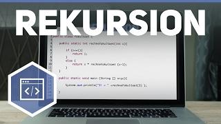 Download Youtube: Rekursion einfach erklärt - Funktionen in Java 5