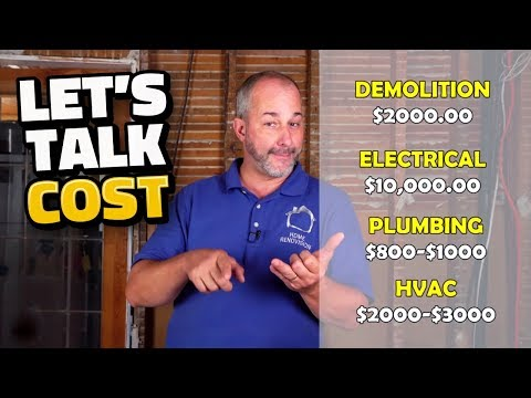 "The ""REAL"" Cost of DIY Home Renovations"