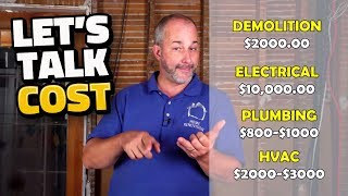 The REAL Cost Of DIY Home Renovations