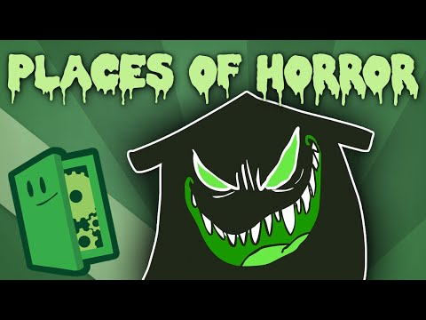 Places of Horror - The Secrets of Scary Settings - Extra Credits