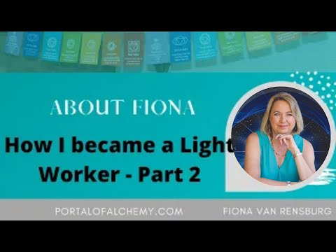 How I became a light worker finding life purpose Part 2