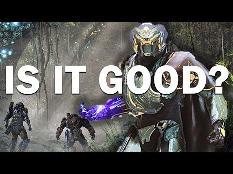 Anthem: IS IT GOOD? - Loot, Endgame, Story, Classes, Flight, & More!