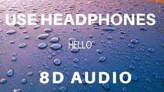 Hello|Ugly God Ft. Lil Pump|8D Audio|Use Headphones