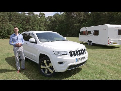 The Practical Caravan Jeep Grand Cherokee review