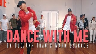 "112 ""DANCE WITH ME""   Duc Anh Tran x Mark Szakacs Choreography"