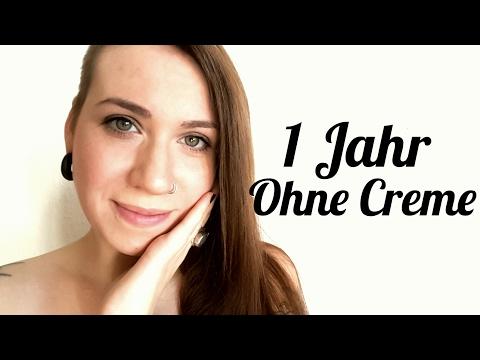 1 Jahr ohne Gesichtscreme | Haut von Creme Sucht befreien | Mein Fazit