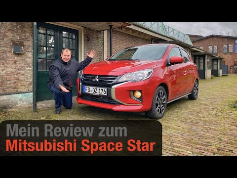 Mitsubishi Space Star 1.2 CVT Intro+ | Der Einstiegs-Diamant | Test - Review - Fahrbericht