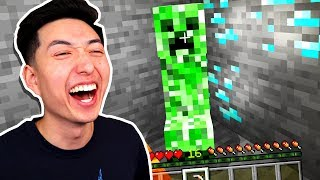LAUGH = DELETE MINECRAFT! (Try Not To Laugh #2)