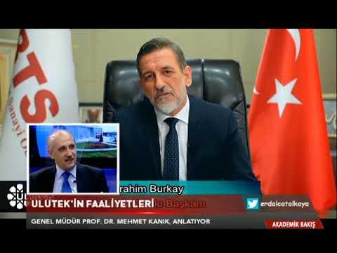 AKADEMİK BAKIŞ 05-01-2018(ULUTEK GEN. MÜD. PROF. DR. MEHMET KANIK) (видео)