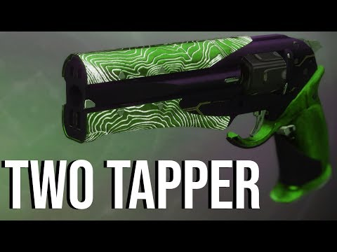 This 140 RPM Hand Cannon Can Two Tap (Ancient Gospel): Destiny 2 Shadowkeep