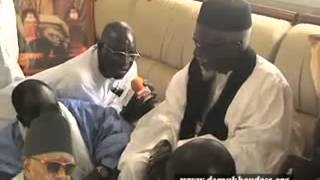 Visit of Sr Cheikh Sidy Makhtar over family of S F