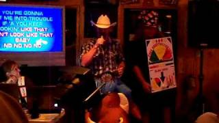 Trouble (Mark Chesnutt Cover)