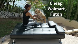 Walmart Futon Review And Assembly Luxury Goods Brand