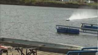preview picture of video 'Powerboat-Treffen 2012 Beverungen'