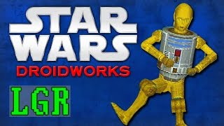 Star Wars DroidWorks: Robot Abomination Simulator