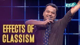 Who Created Classism - Middle Class vs Rich People | Kumar Varun Standup Comedy | Rise by TLC - Video Youtube