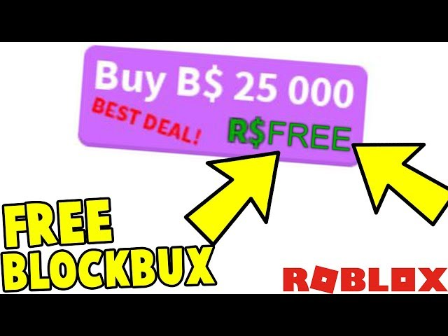 How To Get Free Bloxbux In Bloxburg