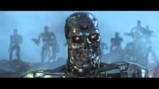 Terminator metal theme music video