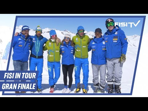 Fisi in Tour: Gran Finale in Val Senales | FISI TV