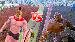 МЕГА ЭПИЧНАЯ БИТВА 189000 ВОЙНОВ!!! (ИДЕИ ПОДПИСЧИКОВ) Ultimate Epic Battle Simulator (3 серия)
