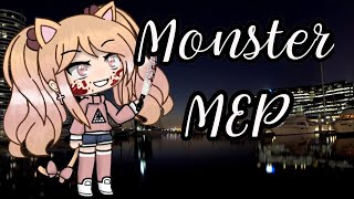 Monster MEP - COMPLETED! | Gacha Life Completed MEP | Pastel Studios
