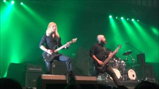 Dragonland - Fire And Brimstone (Live - PPM Fest 2014 - Mons - Belgium)